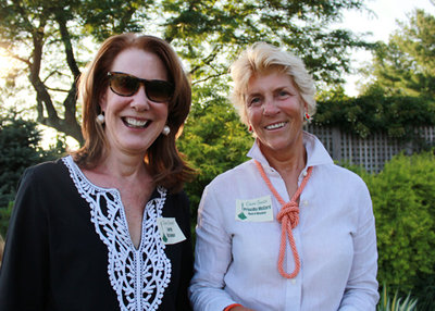 Laurie Batchelor & Priscilla McCord, Board Member