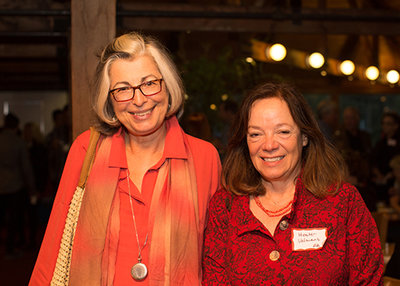 Hester Velmans & Julie Michaels, Board Members