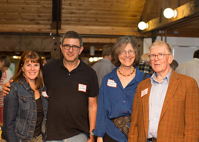 Diana Pearlman, Berkshire Film & Media, Jeff Diamond, Barbara Zheutlin & Bruce Howden, Howden Farms