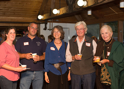 Missy & Rob Leab, Ioka Valley Farm, Barbara Zheutlin,<br> Neil & Kathy Chrisman