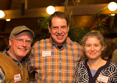 Charlie Noyes, Hotchkiss School & Fairlfield Farms, Andrew Mankin & Nancy Dutton, Berkshire Brewery