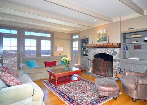 Berkshire Style Spectacular Views Home Open Floor Plan