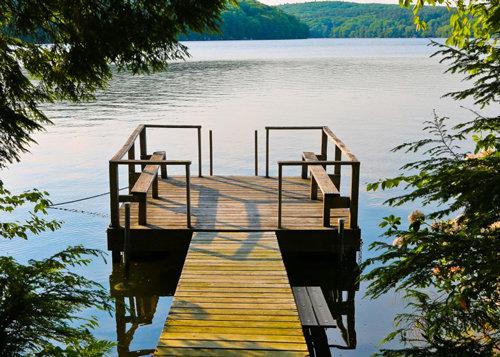 Berkshire Style Pine Point Norfolk Ct Doolittle Lake