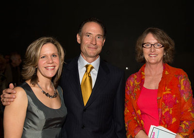 Jenise Lucey, Executive Director Berkshire South, Adam Hersch ,Trustee & Ethel Patterson, Chairman of the Board