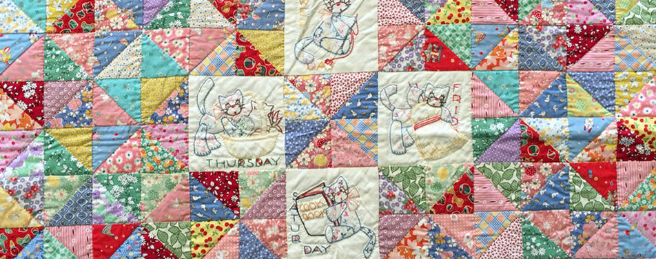 Quilts by the Muppet Man