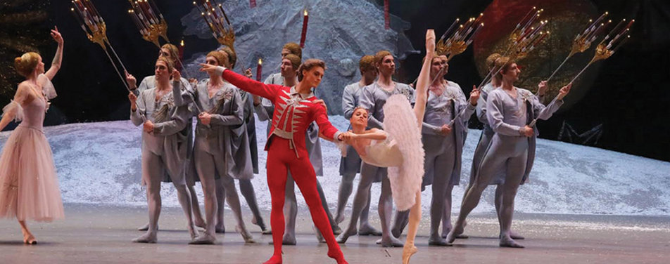 Bolshoi in Cinema: The Nutcracker