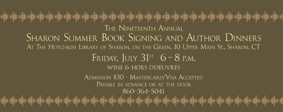 Summer Book Signing