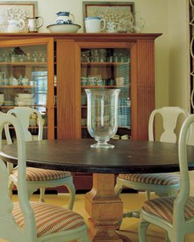 Berkshire style bunny williams inc for Williams interior designs inc